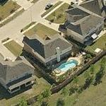 Nick Van Exel's House (former) (Birds Eye)