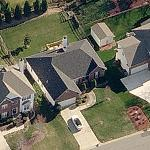 Anthony Foyt's House (Birds Eye)