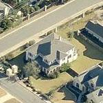 Mia Hamm's House (former) (Birds Eye)