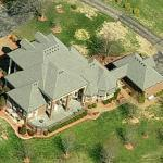 Jerry Reed's House (former) (Birds Eye)