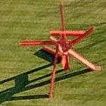 'Iroquois' by Mark di Suvero