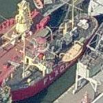 Fyrskeppet (Lightship) Fladen (Birds Eye)