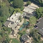Sam Simon's house (Birds Eye)