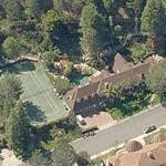 Chevy Chase's House (former) (Birds Eye)