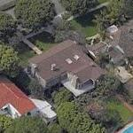 Carl Reiner's House (Birds Eye)