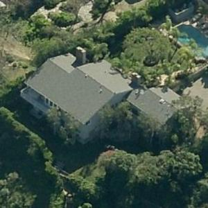 Don Rickles' House (Birds Eye)