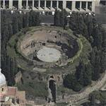 Mausoleum of Augustus (Bing Maps)
