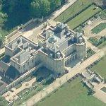 Cherkley Court Victorian Mansion (Birds Eye)