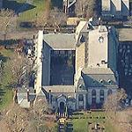 Belcourt Castle (Birds Eye)
