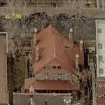 "Molly Brown (""The Unsinkable Molly Brown"") House (Birds Eye)"