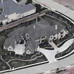 Chuck Swindoll's House (Birds Eye)