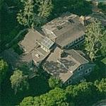 Clark Gable & Carole Lombard's house (former) (Birds Eye)