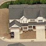 Justin Gatlin's house (Birds Eye)