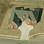 Tyson Gay's house (Birds Eye)