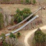 Blackhawk ski jumps