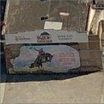 Saddle Bronc Mural