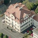 Brothers Grimm Museum (Birds Eye)