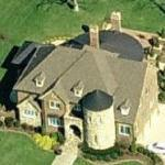 Keith Urban & Niki Taylor's House (former) (Birds Eye)