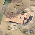 Dennis Quaid's House (Birds Eye)