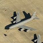 Boeing KC-135 Stratotanker (Birds Eye)