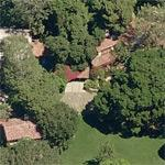 Barry Diller's house (Birds Eye)