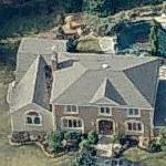 Brandon Jacobs' House (Birds Eye)