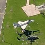 McDonnell Douglas A-4E Skyhawk (Birds Eye)