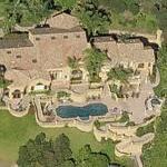 Janet Jackson's House (former) (Birds Eye)