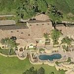 Janet Jackson's House (former) (Birds Eye)