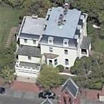 Steven M. Rales' House (Birds Eye)