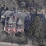 Michael Dukakis' House (Birds Eye)