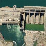 Keswick Dam (Birds Eye)