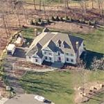 Mike Golic's House (Birds Eye)