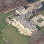 Edward Lampert's house (Birds Eye)