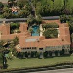 David Koch's house (Birds Eye)