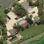 Charles Koch's house (Birds Eye)