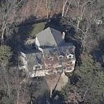 Danny Ainge's House (Birds Eye)