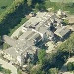 Bruce Jenner's House (former) (Birds Eye)