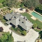 Carly Fiorina's house (Former) (Birds Eye)