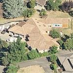 Alan Mulally's house (Birds Eye)