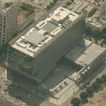 'Caltrans District 7 Headquarters' by Morphosis (Birds Eye)