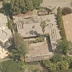 Aaron Sorkin's house (Birds Eye)