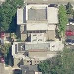 'Unity Temple' by Frank Lloyd Wright (Birds Eye)