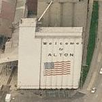 'Welcome to Alton' Mural