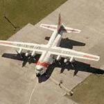 US Coast Guard HC-130H Hercules
