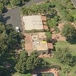 Stuart Whitman's house (Birds Eye)