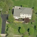 Ben Bernanke's house (Birds Eye)
