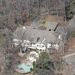 Jermaine Dupri's House (Birds Eye)