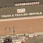 """Truck & Trailer Rentals"" in big letters"