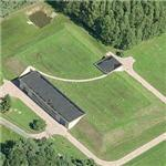 Zutendaal Air base command bunker (Birds Eye)